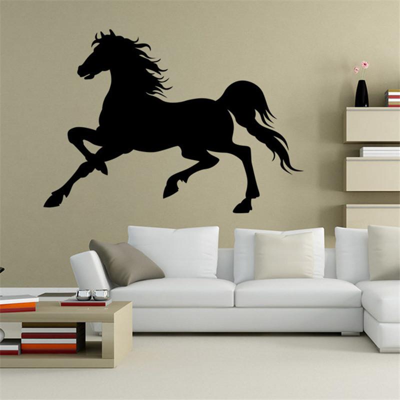 Cheval chambre d corations achetez des lots petit prix for Decoration chambre cheval