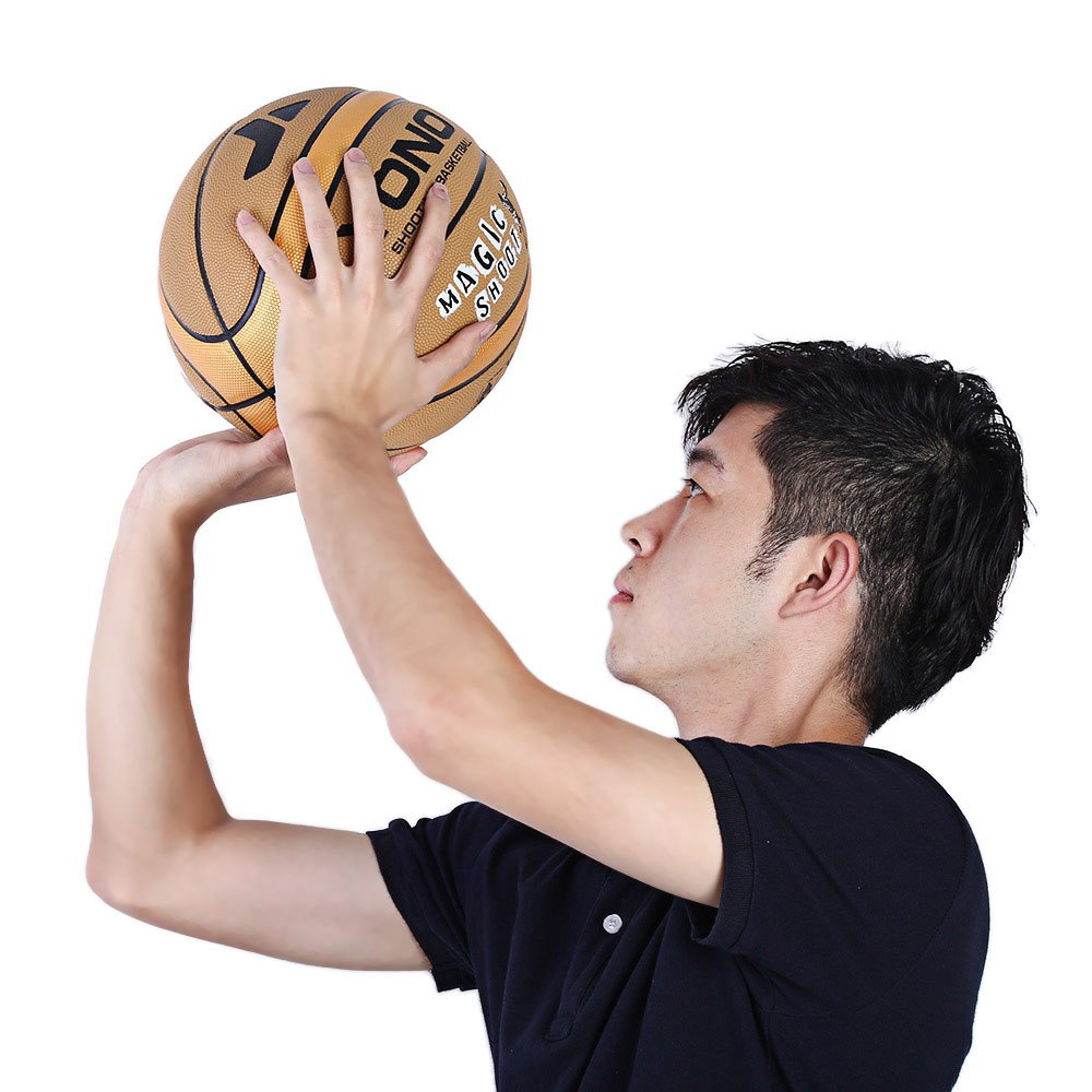 Basketball Official Size Weight Wear Resistant Basketball Ball Superfine Fiber Basketball for Practice Indoor Outdoor(China (Mainland))