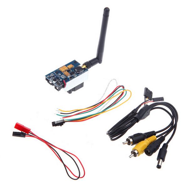 Boscam 5.8Ghz 2000Mw 8CH FPV Wireless Audio video transmitter AV sender 2W 5705-5945Mhz RC transimtter - DreamEagle Hobby Store store