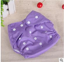 Baby Newborn Diaper Washable Reusable Nappies Cotton Pants Cloth Diaper