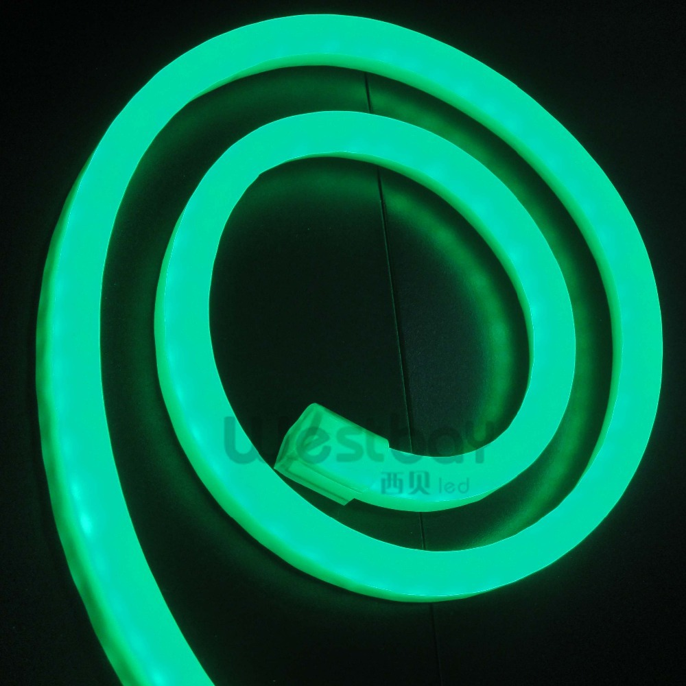 green led neon flex light tube at ac185 240v good light. Black Bedroom Furniture Sets. Home Design Ideas