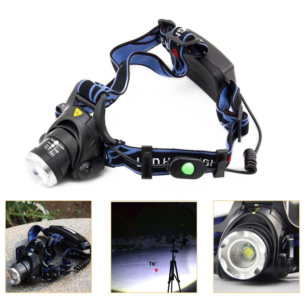 Гаджет  SureFire Q5 headlamp glare telescopic zoom 18650 rechargeable headlight glare US imports CREE LED charging waterproof genuine None Свет и освещение