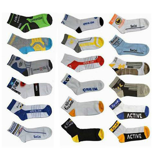 1 Pairs Cycling Tour de France Team Socks Women and Men Cycling Socks Outdoor Sports Road Bike Socks Calcetines Ciclismo(China (Mainland))