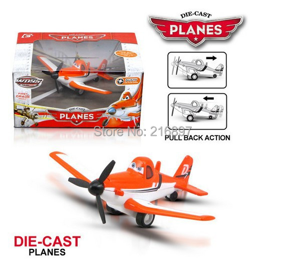 Pull Back Dusty planes Aircraft model toy Plastic Alloy Diecasts & Toy Vehicles Diecasts & Toy Vehicles Toys(China (Mainland))