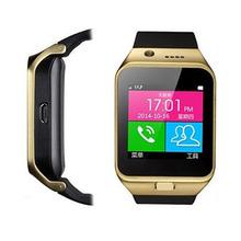Smartwatch смарт часы GV09 металлический каркас с камерой SIM карты памяти поддержка android часы наручные в бразилию россии