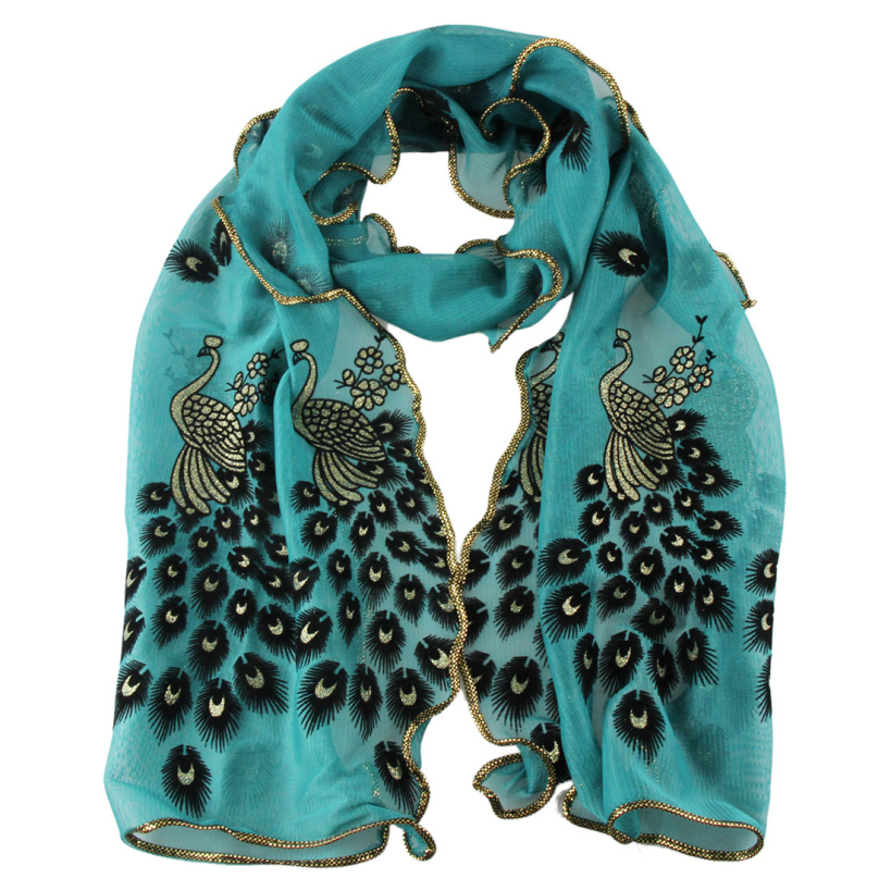 amazing fashion s handmade lace peacock scarves