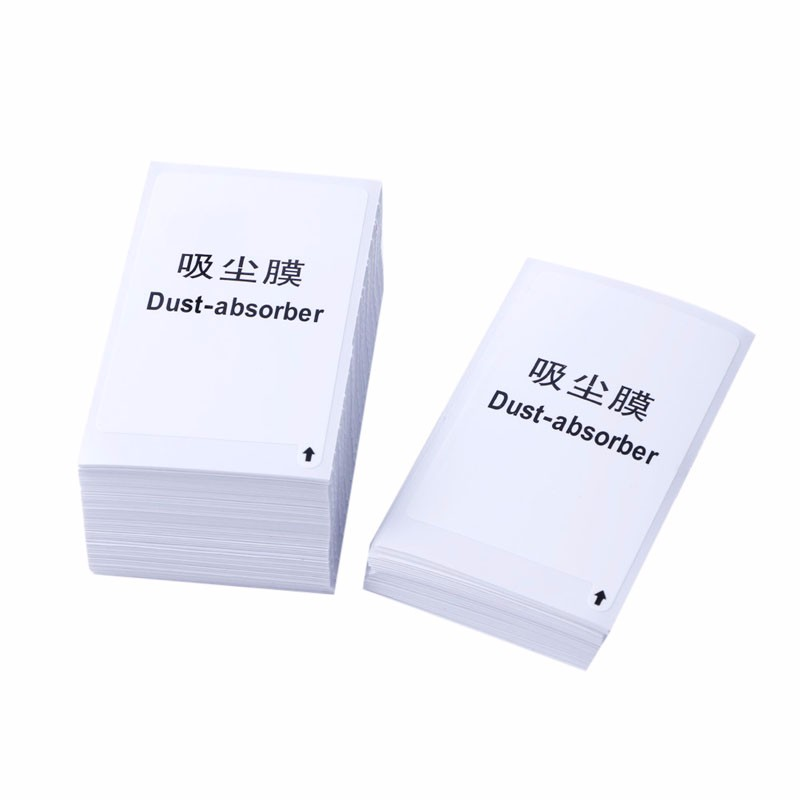 200pcs Mobile Cell Phone Tablet Screen Protector Dust Absorber Dedust Sticker(China (Mainland))