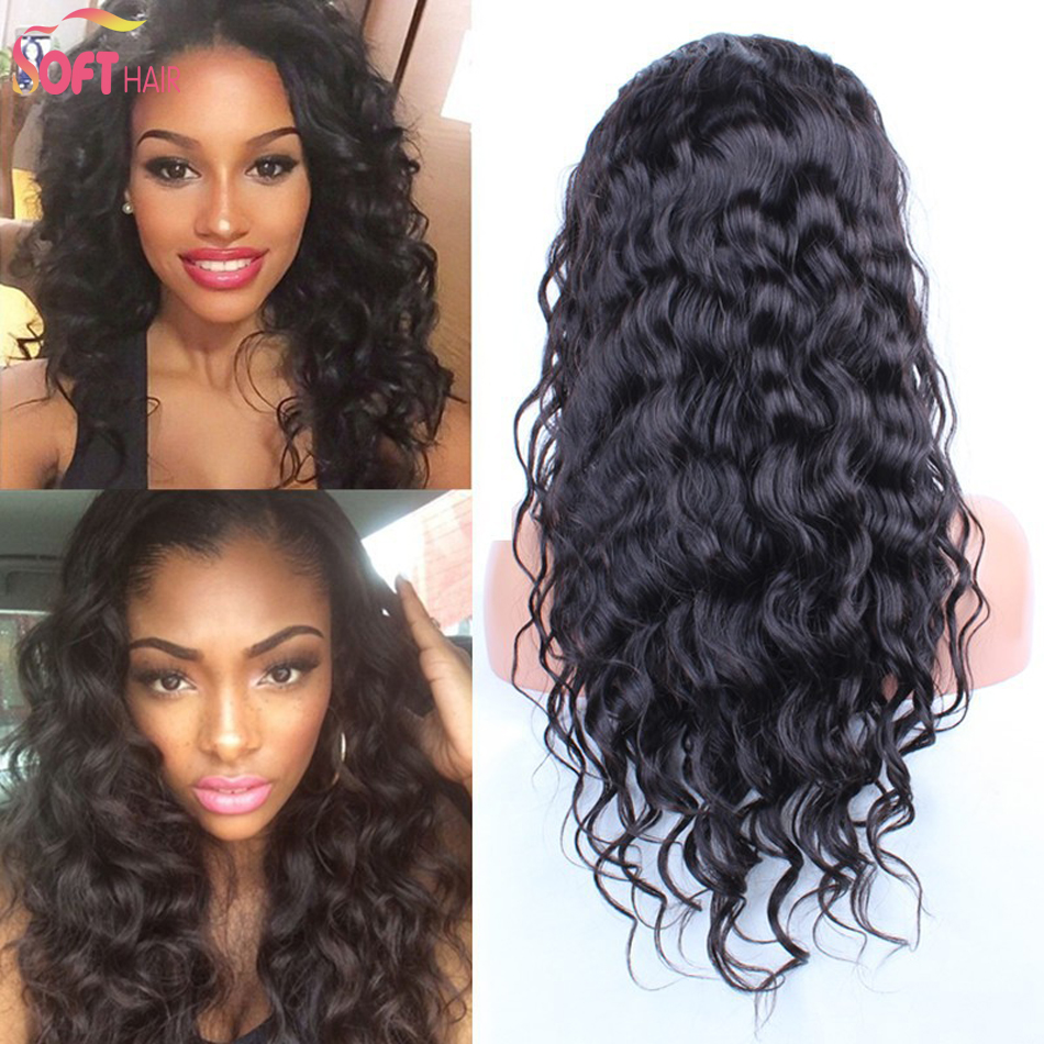 Cream Color Straight Human Hair Lace Wigs  ravenelyse003s