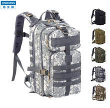 ONWARDS Assault 30L Backpacks Military Quality Nylon Back Packs Outdoor Camping Travel Hiking Sports ACU Mochilas Trumpet Bags - TACTICAL GEAR STORE store