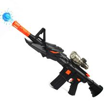 Великая снайпер водный шар пушки с дальний съемки снайперская винтовка с воды пейнтбольная M16 играет снайпер водяной пистолет