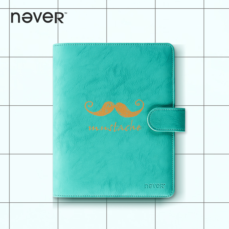 Never 2016 Personal Planner Notebook Personalized Notebook