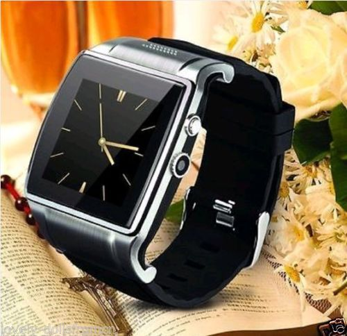 New Smart Watch Wrist Waterproof Hi Watch2 With 2.0MP Camera Bluetooth Dial/Music/FM/Video/Remote Support SIM Card and TF Card(China (Mainland))