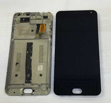 """100% tested LCD screen display+ Touch Digitizer with frame  For 5.5"""" Meizu M2 Note Meilan Note2 Meilan note 2  Free shipping(China (Mainland))"""