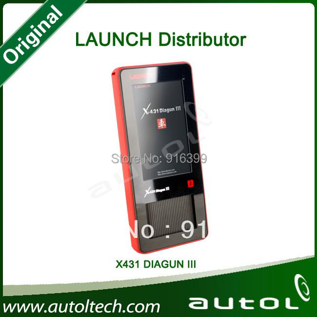 Best Price Original Launch X431 Diagun III Update Online DIAGUNIII x431 diagun3 High Quality DHL Free&EMS Discount(China (Mainland))