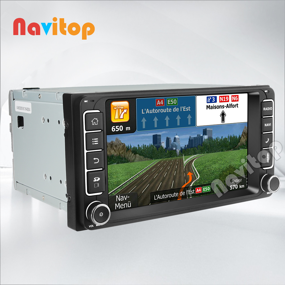 car dvd player for Toyota HILUX Avensis RAV4 TOYOTA HIGHLANDER android car dvd radio gps player in dash 2 double din car dvd gps(China (Mainland))