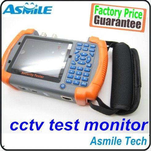 ST4000PRO с аттестацией CE фабрики обеспечивают мини ЖК-монитор CCTV тестер