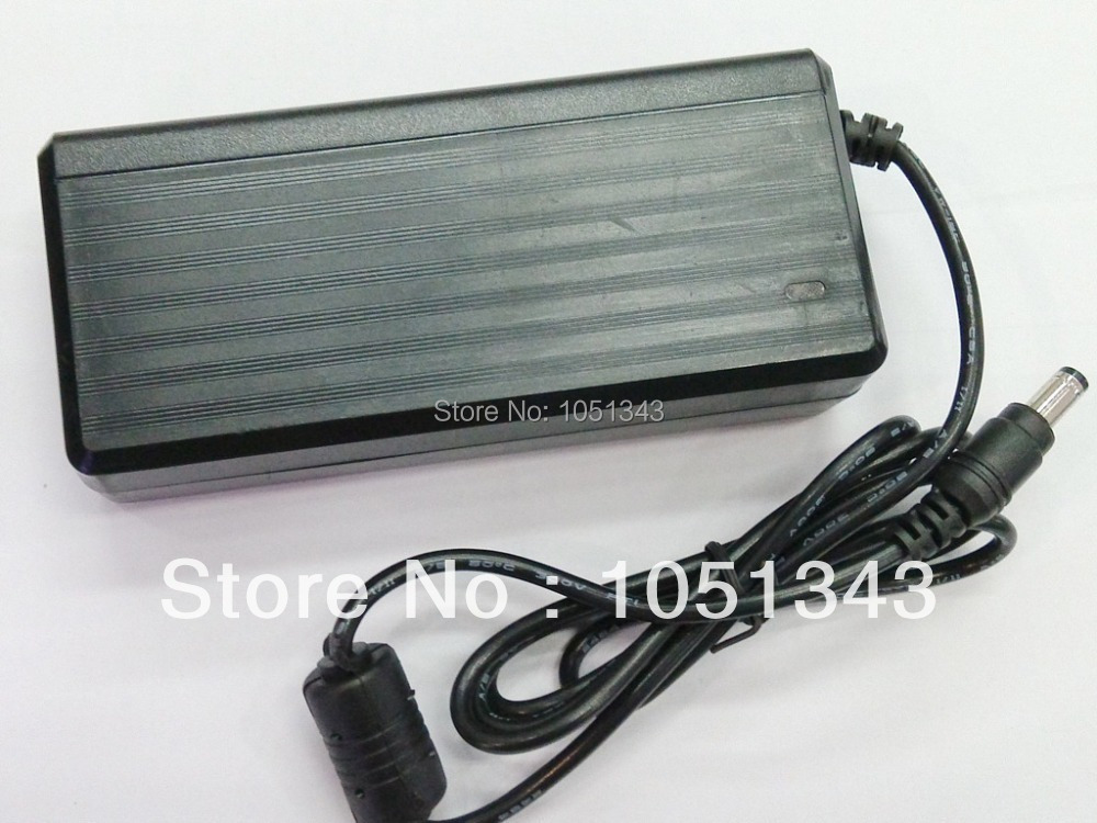 AC 100 240V to DC 48V 2A Power Supply Adapter Charger For LED Strips Light Free