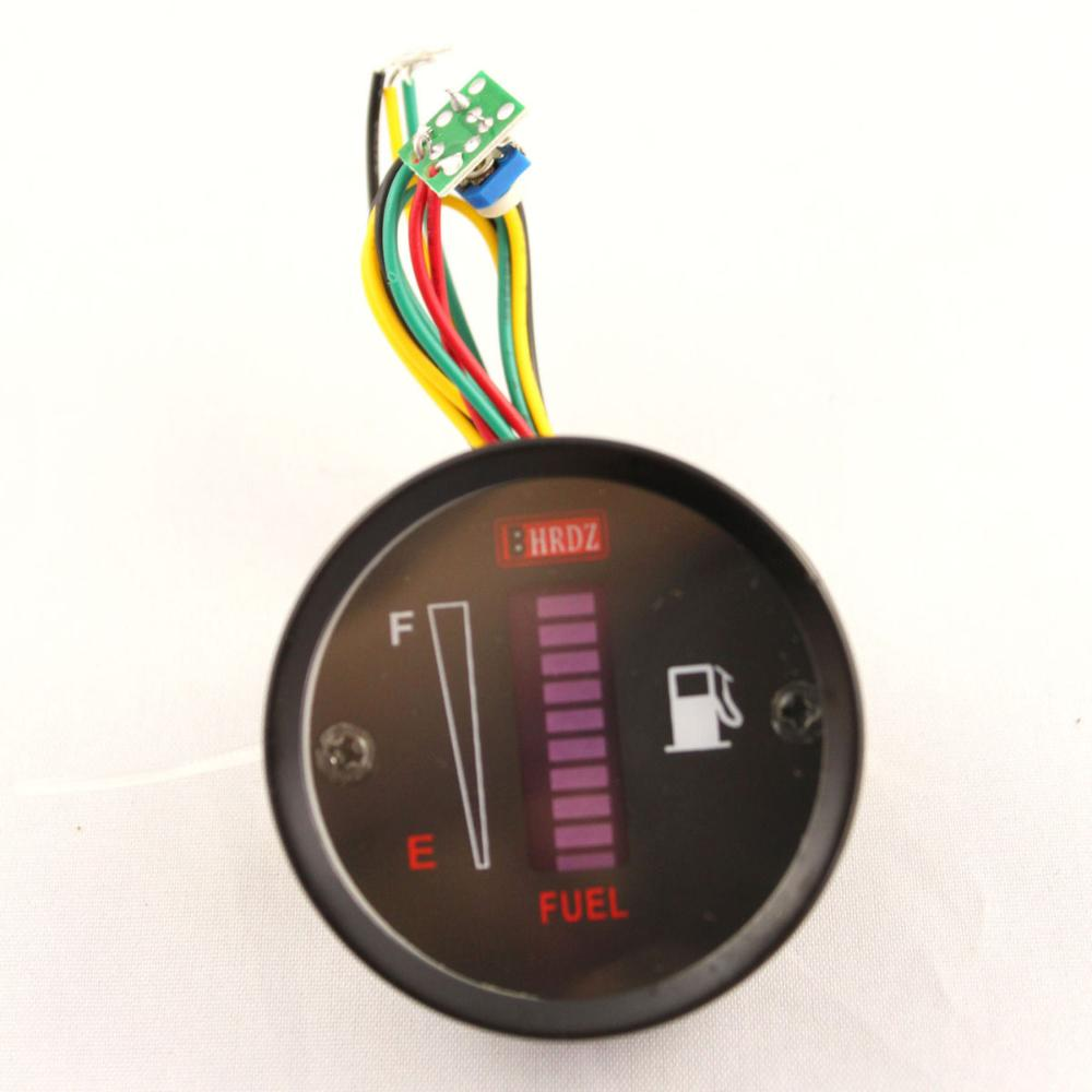 digital fuel indicator Digital fuel level indicator in two-wheeler along with distance to zero indicator wwwiosrjournalsorg 81 | page lcd lcd (liquid crystal display) screen is an electronic display module and.