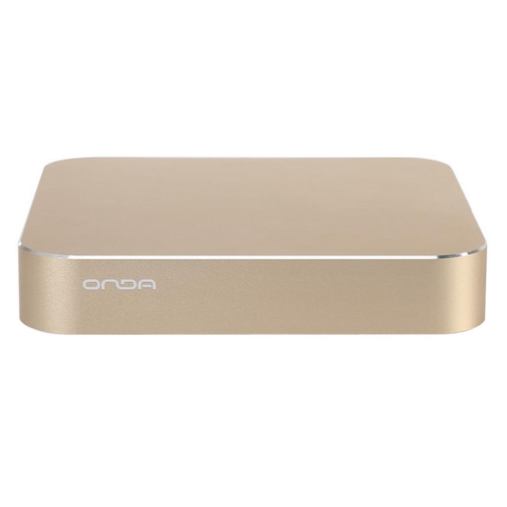 Original ONDA M3-B81 Windows 10 Intel Celeron G1840 Mini PC 4G RAM 120GROM Support WiFi HDMI Bluetooth USB 3.0 Metal Set TOP Box(China (Mainland))