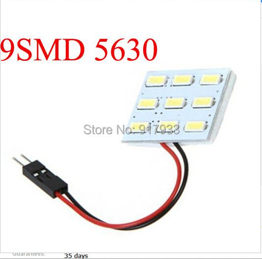 Лампа для чтения 30set/9 SMD 5630 9LED T10 12V лампа для чтения iculed 18pcs 12v audi q5 2008 20xx