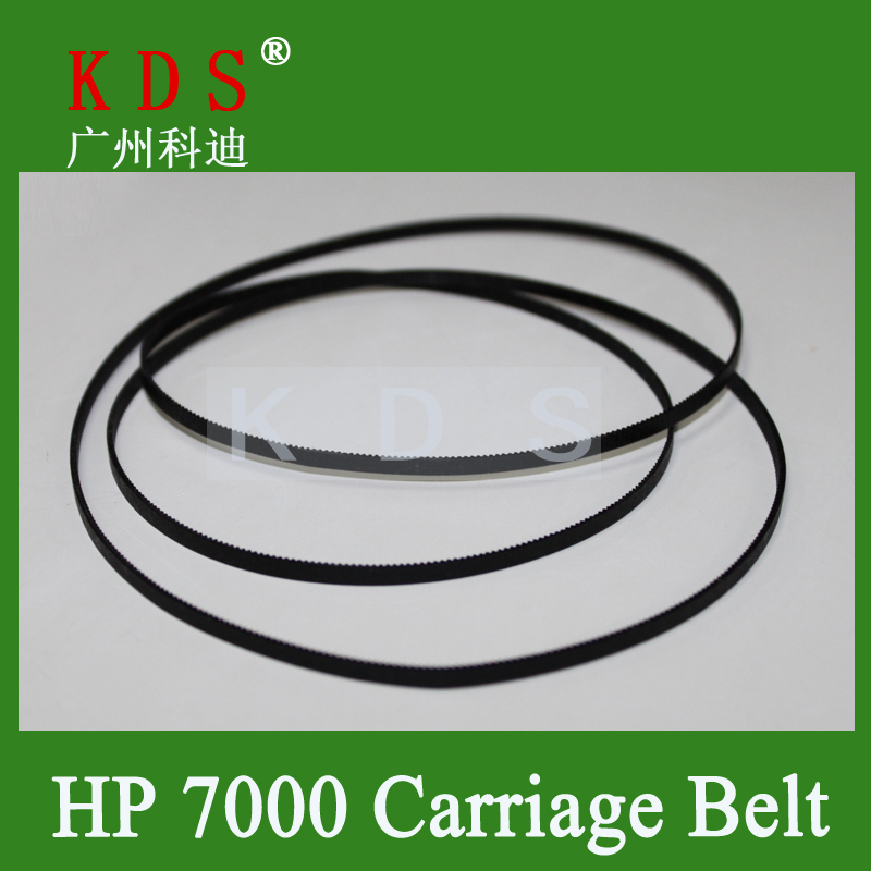 Free Shipping Compatible Carriage Belt for hp Inkjet 7000/7500 printer Small Belt Plotter Parts(China (Mainland))