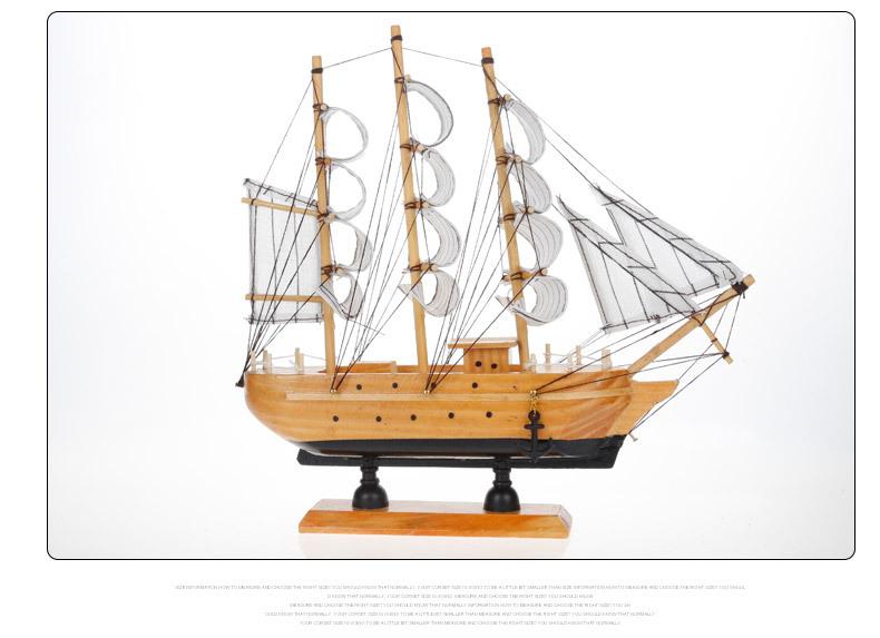 2015 Kid Miniatura Top Fasion Wooden Ship Models, 3d Stereoscopic Diy Assembled Model Toy Sailboat Ancient(China (Mainland))