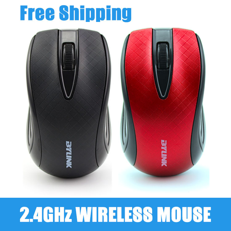 jiayibing 2.4GHz wireless optical mouse Mice 10 meters 1000DPI for both hands computer mouse M15(China (Mainland))