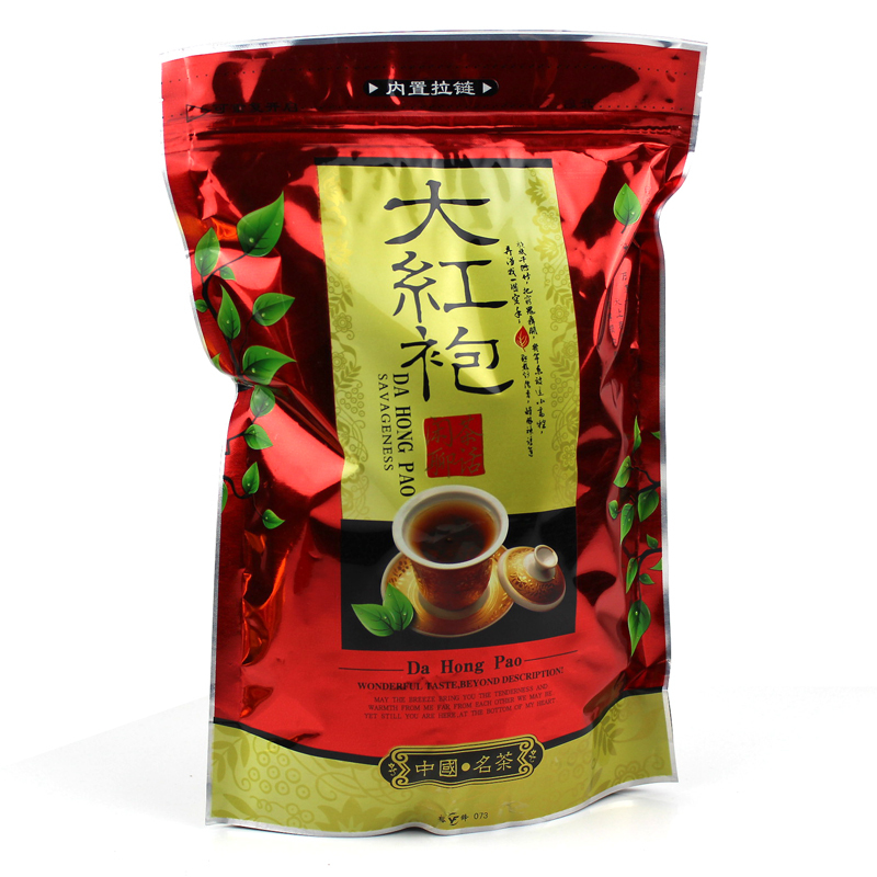 250g Chinese top grade dahongpao tea wuyi oolong premium da hong pao big red robe oolong