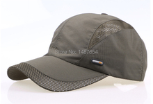 Men and women spring snapback quick dry outdoor summer sun hat bone breathable mesh chapeu casual