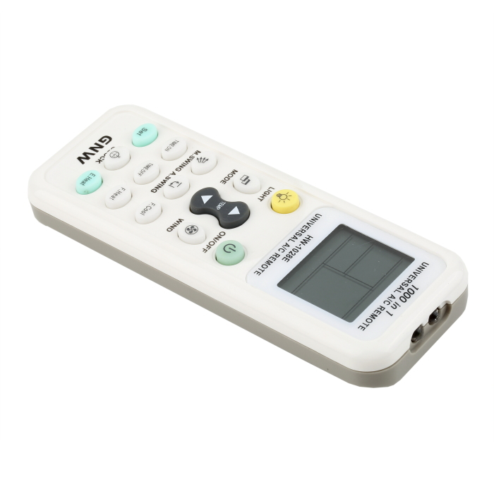 Universal LCD A/C Muli Remote Control for Air Condition -Y557Hot Selling(China (Mainland))