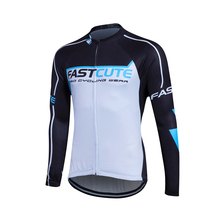 Buy New Arrival Cycling Jersey Long Sleeve Bicycle Wear Spring Autumn Cycling Shirt Bike Jacket Breathable Clothes MTB Jersey for $19.00 in AliExpress store