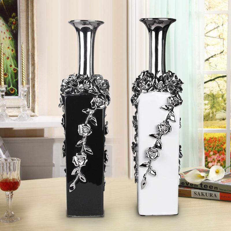 Vases Ceramic Vases Home Decorations European adornment