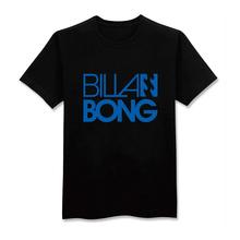 Summer Beach Billabong Men Brand Cotton Tshirts Hip Hop Streetwear Camisetas Masculinas Dgk T Shirts Casual