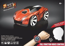 Buy New Smart Watch remote voice control Toy RC Car 2.4G 4CH Voice Command Car Remote Control Sports outside toy vs AAA25896 SJ88 for $29.37 in AliExpress store
