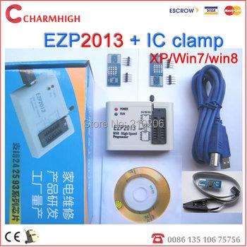 Newest EZP2013 update from EZP2011 + IC clamp, update EZP 2010 programmer USB SPI Programmer, best price