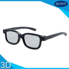 Xidada style 3D glasses circular polarized glasses PL0017CP circular polarized lenses Real d 3d movie TV use(China (Mainland))