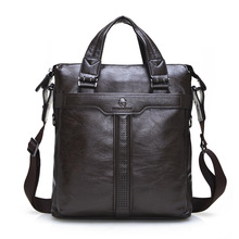 Men Bags Laptop Office Briefcases Tactical Cow Split Leather Briefcase for Men Computer Briefcase Messenger Bag Mens Handbags(China (Mainland))