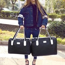 2016 High Quality Travel Bag Weekend Bag Large Capacity Overnight Bag Men Waterproof Bag Women Duffel Travel Tote(China (Mainland))