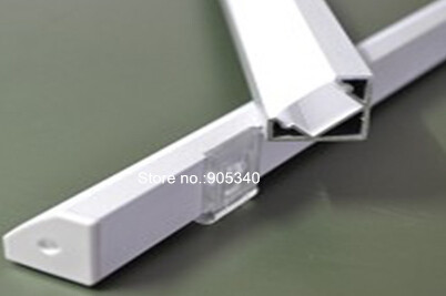 50M/LOT LED strip V Aluminium profile LED aluminium profile for Interior accent lighting indoor light furniture light OEM length<br><br>Aliexpress