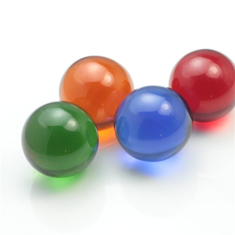 Mm clear natural quartz crystal ball pcs lot sphere