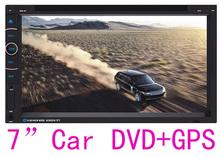 new 12V Car Stereo FM car Radio +GPS bluetooth MP3 Audio Player Support Bluetooth Phone USB/SD MMC Port Car In Dash 2 DIN(China (Mainland))