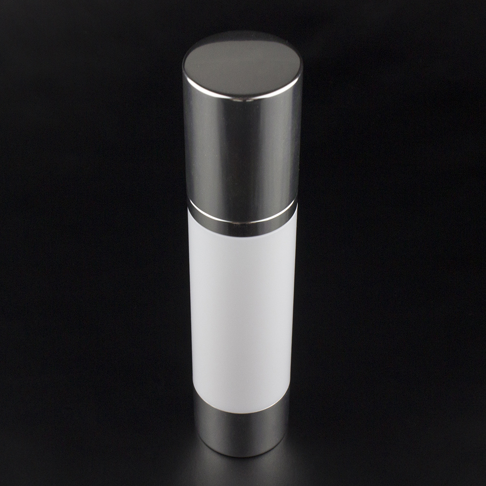 100pcs sliver 50ml airless bottle manufacturer , 50ml aluminium airless bottle suppliers,alu 50ml airless bottle wholesale(China (Mainland))