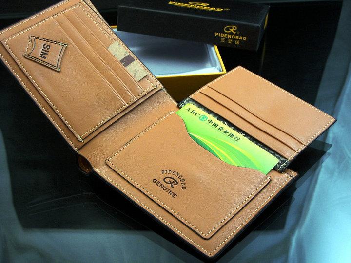 Card Holder Zipper Pocket