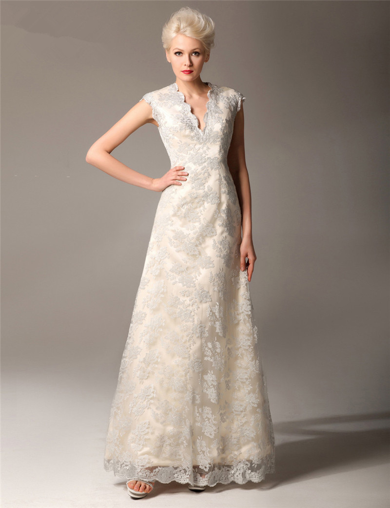 Buy sexy lace mother of the bride dresses for Dress for summer outdoor wedding