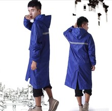Rainwear male Motorcycle bike electric bicycle raincoat Windbreaker men free shipping fashion hot sale(China (Mainland))