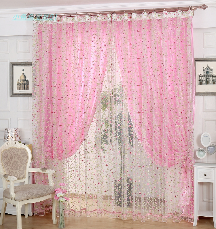 curtains for bedroom windows with designs 2