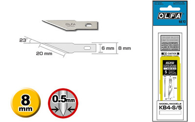 Buy MADE IN JAPAN OLFA Professional art knife AK-4 with 3pcs blades ANDE Blade OLFA KB4-WS KB4-R KB4-F KB4-S cheap