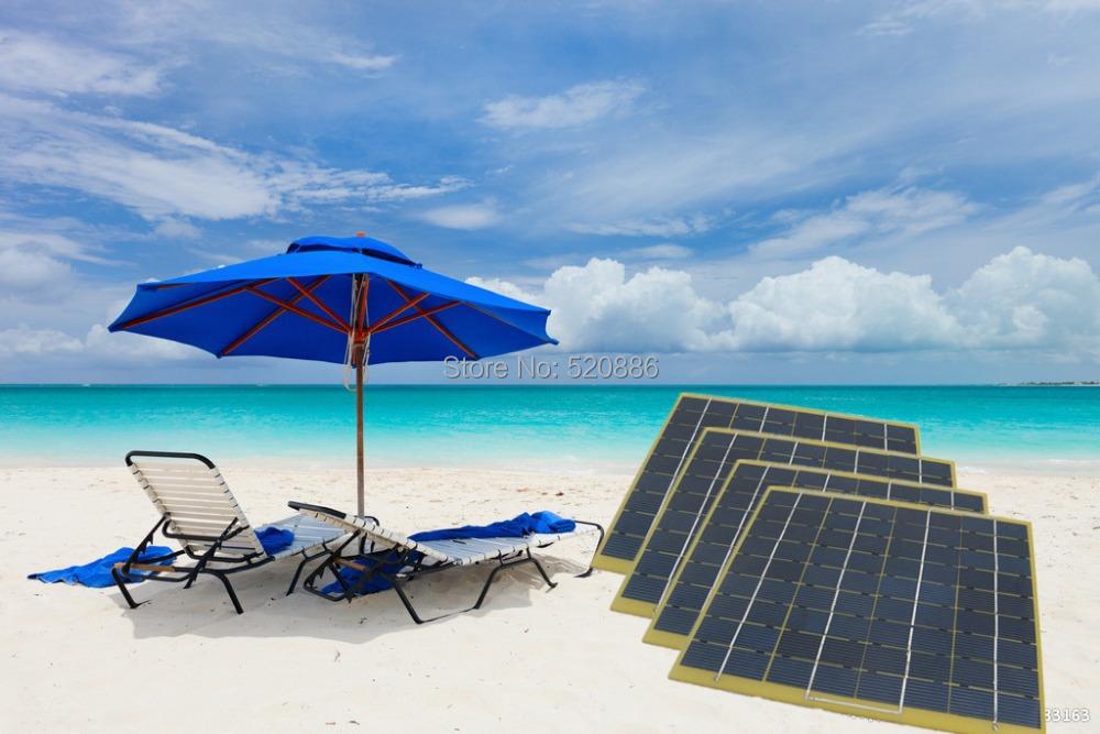 20 w , 4 pcs 5w solar panels, 5w 18v solar panel, A grade High efficiency Epoxy solar panel, solar cell panel+diode(China (Mainland))