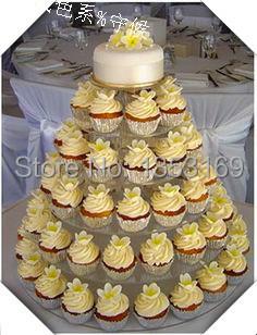 cupcake wedding cake cost