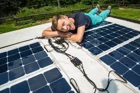 flexible sunpower solar panel 2